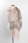 Pashmina  Beige Style A