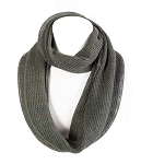 36604 - Knitted Men's Infinity Scarf