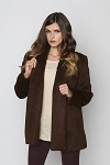Swing Jacket - Brown