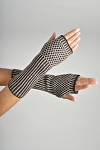 Tube Fingerless Gloves