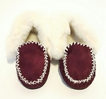 Moccasins - Purple