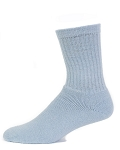 Light Blue Socks - Kids